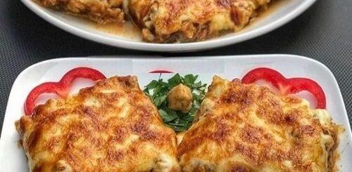 طرز تهیه خوراک مرغ و کدوسبز