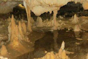 گنبد سلطانیه و غار کتله خور