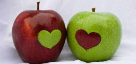 سیب منبع ویتامین